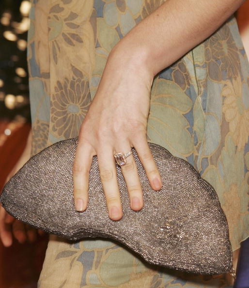 """Ring - Jewelry「Premiere of MGM's """"Beauty Shop"""" - Arrivals」:写真・画像(19)[壁紙.com]"""