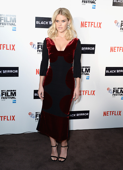 Actress「LFF Connects Television: 'Black Mirror' - 60th BFI London Film Festival」:写真・画像(17)[壁紙.com]