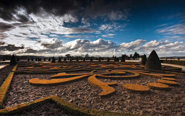 Flowerbed「Gardens Of Versailles」:写真・画像(13)[壁紙.com]