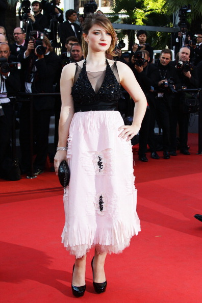 """Ruffled「""""This Must Be The Place"""" Premiere - 64th Annual Cannes Film Festival」:写真・画像(3)[壁紙.com]"""