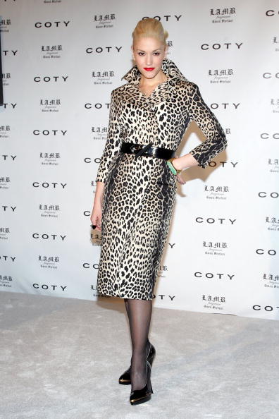Leopard Print「Coty Announces New Celebrity Partnership With Gwen Stefani」:写真・画像(5)[壁紙.com]