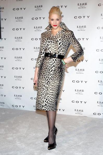 Leopard Print「Coty Announces New Celebrity Partnership With Gwen Stefani」:写真・画像(15)[壁紙.com]