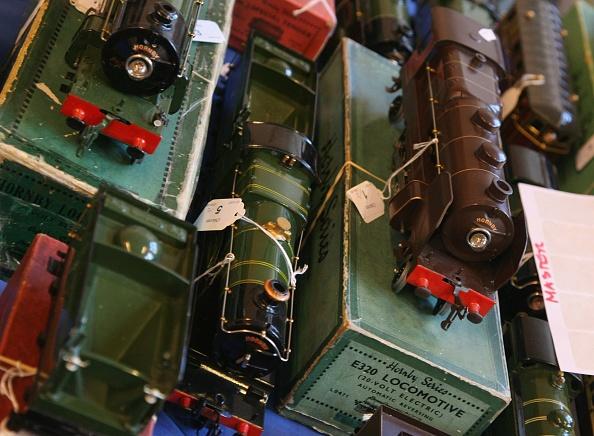 鉄道・列車「Devoted Hornby Collector's Train Set To Be Auctioned」:写真・画像(18)[壁紙.com]