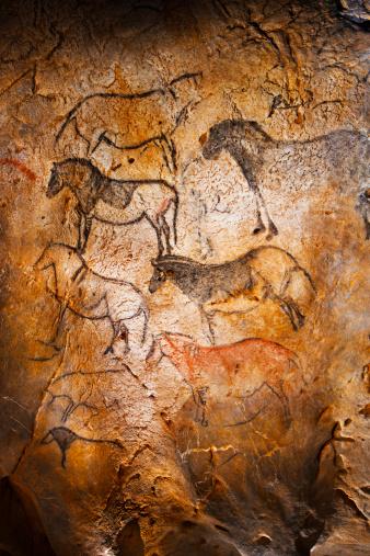 Horse「Ekain cave, Ekainberri Cave.」:スマホ壁紙(14)