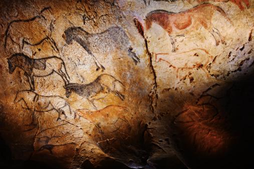 Horse「Ekain cave, Ekainberri Cave.」:スマホ壁紙(5)
