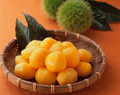 栗「Boiled Sweet Chestnuts」:スマホ壁紙(0)