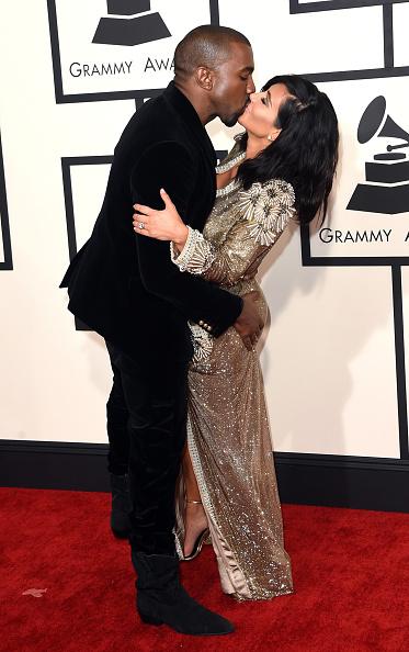 Kim Kardashian「57th GRAMMY Awards - Arrivals」:写真・画像(19)[壁紙.com]