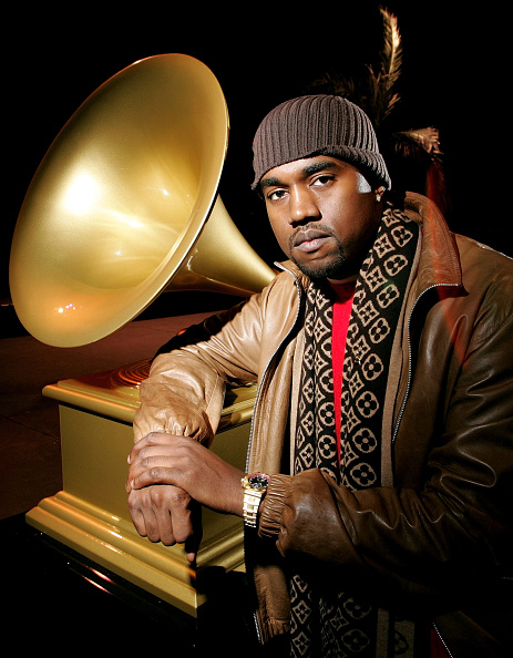 Kanye West - Musician「The 47th Annual Grammy Nominations」:写真・画像(6)[壁紙.com]