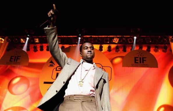 Kanye West - Musician「GRAMMY Jam - Concert」:写真・画像(15)[壁紙.com]