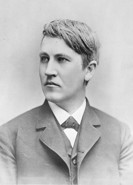 1870-1879「Portrait Of Inventor Thomas Edison」:写真・画像(8)[壁紙.com]