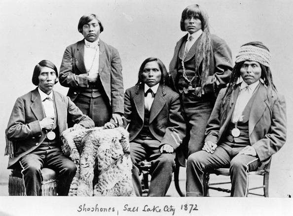 Minority Groups「Shoshones」:写真・画像(15)[壁紙.com]