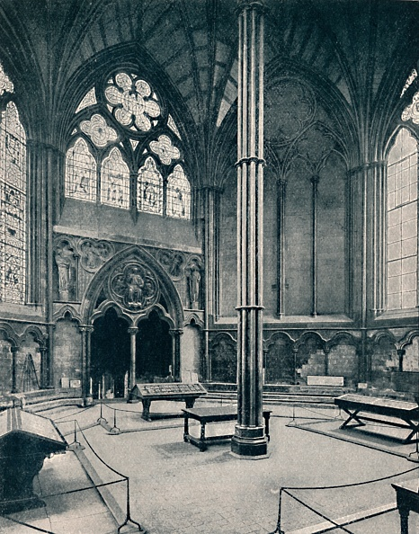 Stained Glass「The Chapter-House Westminster 1902」:写真・画像(12)[壁紙.com]