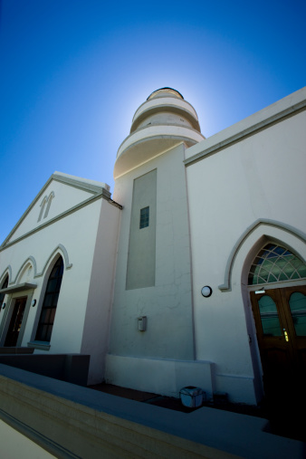 Malay Quarter「Mosque in Cape Town」:スマホ壁紙(14)