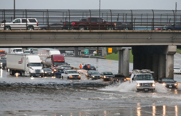 Houston - Texas「Tropical Storm Imelda Brings Heavy Flooding To Houston Area」:写真・画像(16)[壁紙.com]