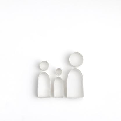Paper Craft「Origami family」:スマホ壁紙(17)