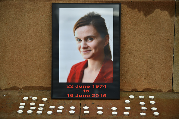 Member of Parliament「Tributes Paid To Murdered Labour MP Jo Cox」:写真・画像(7)[壁紙.com]