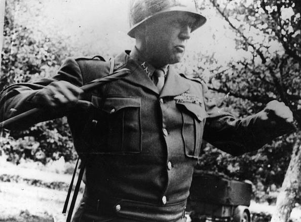 Emotional Stress「George Patton」:写真・画像(14)[壁紙.com]