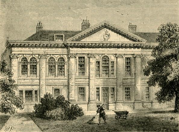 Neo-Classical「Hall Of The Carpenters Company C」:写真・画像(9)[壁紙.com]