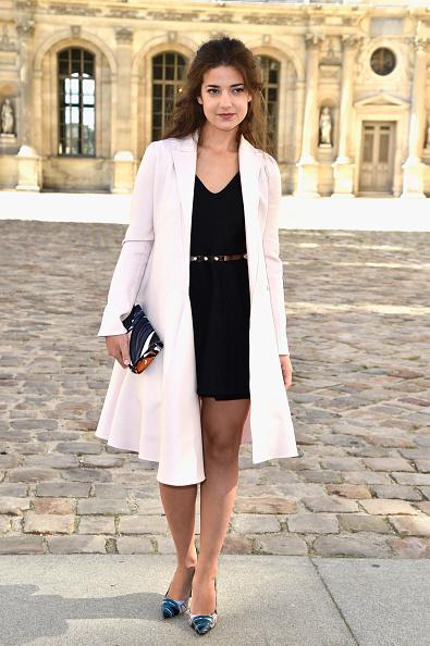 Pale Pink「Christian Dior : Outside Arrivals - Paris Fashion Week Womenswear Spring/Summer 2015」:写真・画像(2)[壁紙.com]