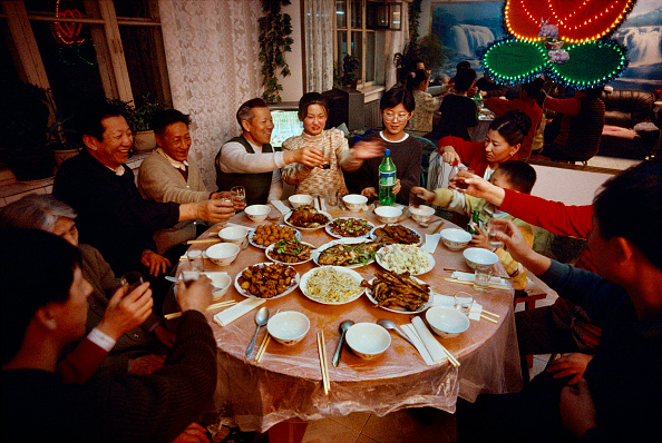 Chinese Culture「Celebration Of Chinese New Year」:写真・画像(1)[壁紙.com]