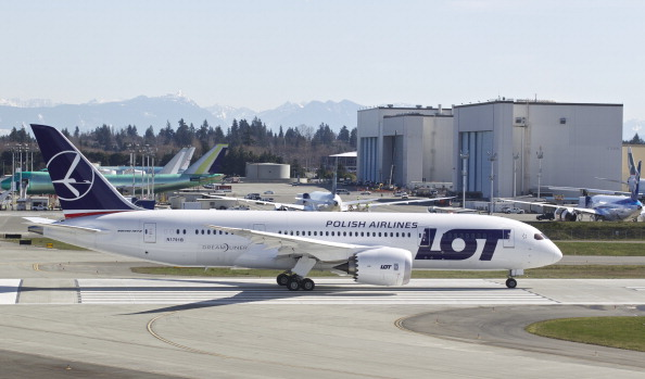 Lithium「Boeing Tests The 787 In First Flight Since Being Grounded」:写真・画像(5)[壁紙.com]