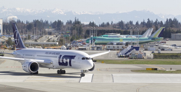 Lithium「Boeing Tests The 787 In First Flight Since Being Grounded」:写真・画像(7)[壁紙.com]