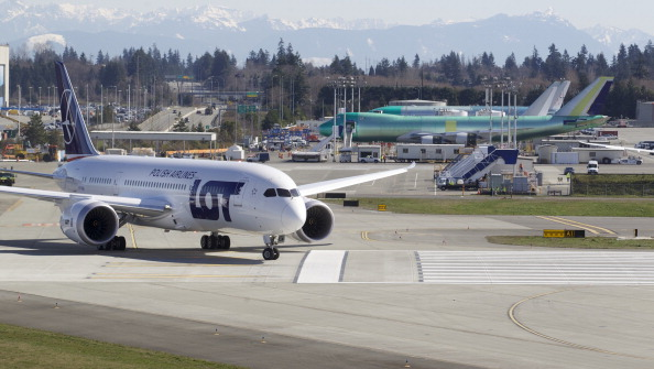Lithium「Boeing Tests The 787 In First Flight Since Being Grounded」:写真・画像(8)[壁紙.com]