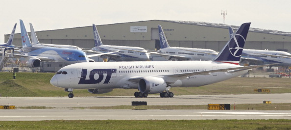 Lithium「Boeing Tests The 787 In First Flight Since Being Grounded」:写真・画像(16)[壁紙.com]