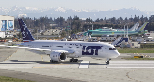 Lithium「Boeing Tests The 787 In First Flight Since Being Grounded」:写真・画像(9)[壁紙.com]