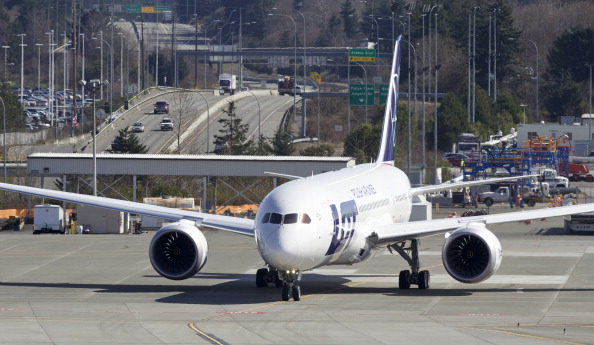 Lithium「Boeing Tests The 787 In First Flight Since Being Grounded」:写真・画像(15)[壁紙.com]