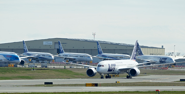 Lithium「Boeing Tests The 787 In First Flight Since Being Grounded」:写真・画像(18)[壁紙.com]