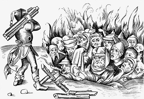 Burnt「The Jews of Cologne burnt alive」:写真・画像(3)[壁紙.com]