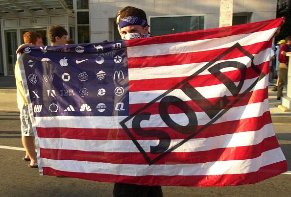 Stefan Zaklin「Anti-IMF/World BAnk Protesters March In DC」:写真・画像(5)[壁紙.com]