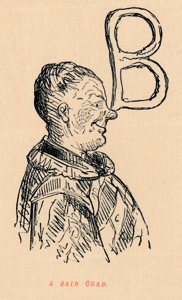 Art Product「A Bath Chap Circa 1860」:写真・画像(19)[壁紙.com]