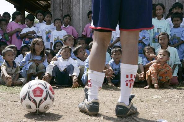 Risk「Laureus Project Visit To Cambodia」:写真・画像(13)[壁紙.com]