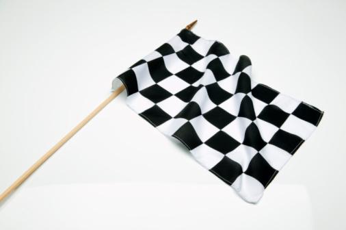 Sports Flag「Checkered flag」:スマホ壁紙(4)