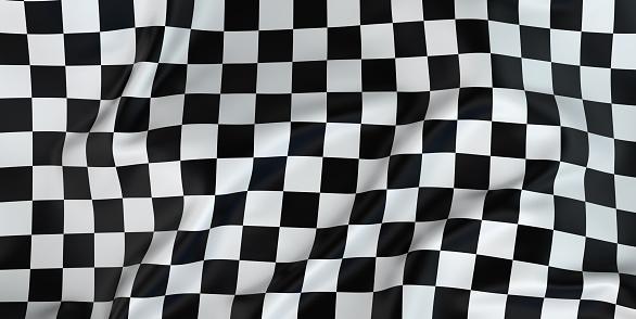 Sports Flag「checkered flag」:スマホ壁紙(12)