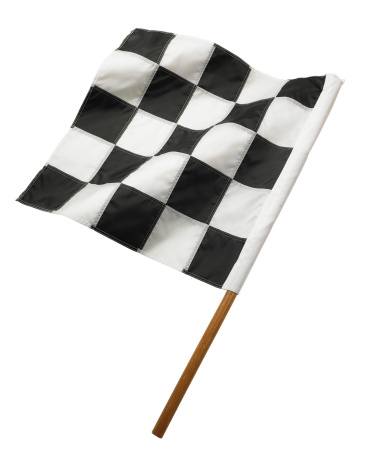 Sports Flag「Checkered flag, close-up」:スマホ壁紙(6)