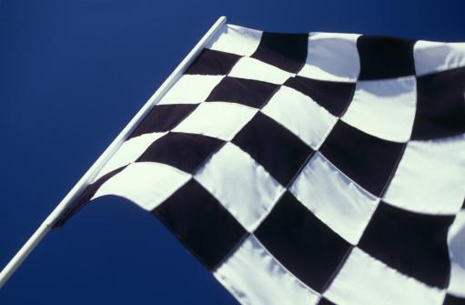 Sports Flag「Checkered flag」:スマホ壁紙(14)