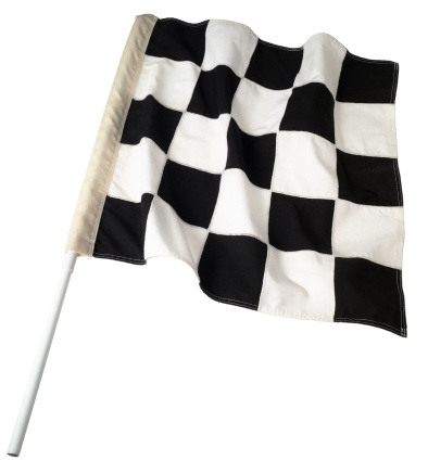 Sports Flag「Checkered Flag」:スマホ壁紙(5)