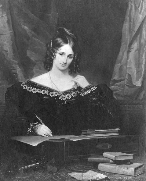 作家「Mary Shelley」:写真・画像(5)[壁紙.com]