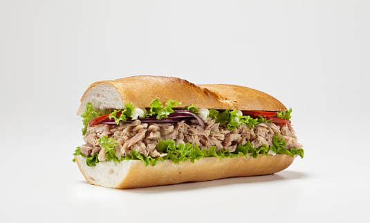 Onion「huge sandwich isolated on white background」:スマホ壁紙(5)
