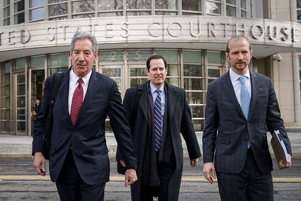 Lawyer「Huawei Technologies Arraigned In NYC On Charges Of Fraud And Violating Iran Sanctions」:写真・画像(9)[壁紙.com]