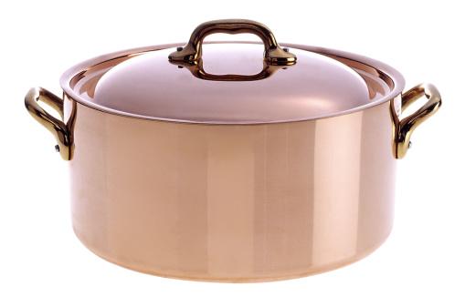 Copper「Copper stock pot」:スマホ壁紙(17)