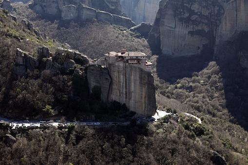 Meteora「Meteora Monasteries」:スマホ壁紙(13)