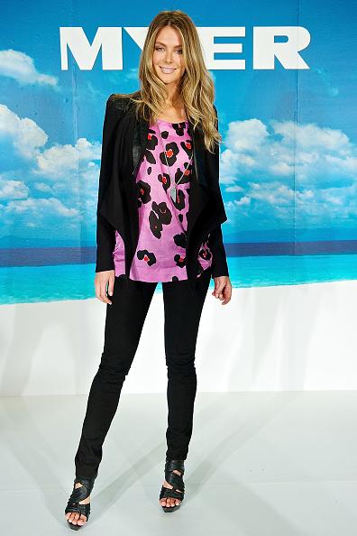 Necklace「Jennifer Hawkins Speaks At Myer Spring/Summer Fashion Workshop」:写真・画像(15)[壁紙.com]