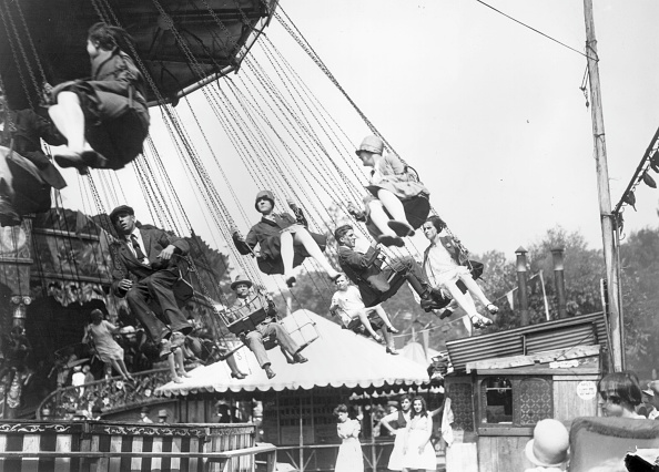 Amusement Park Ride「Swing-A-Round」:写真・画像(8)[壁紙.com]