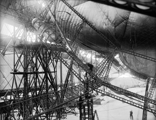 Construction Equipment「R 101 Airship」:写真・画像(9)[壁紙.com]