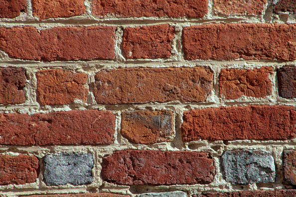 Brick Wall「Detail of brick wall.」:写真・画像(1)[壁紙.com]