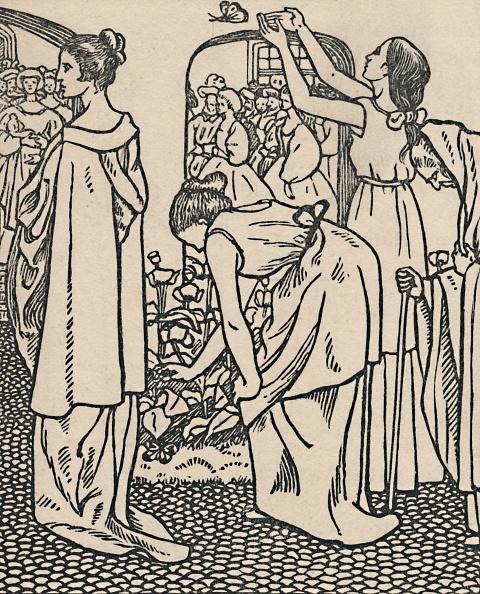 Fairy Tale「La Belle Au Bois Dormant」:写真・画像(4)[壁紙.com]